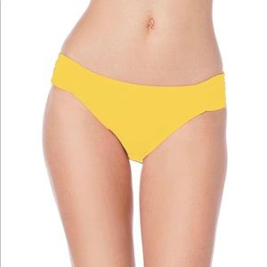 La Blanca Swim - La Blanca Island Goddess Shirred Side Bottom